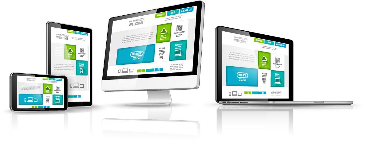 Custom Website Design Banner