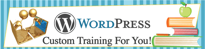 WordPress Training Services by JJ Web Services