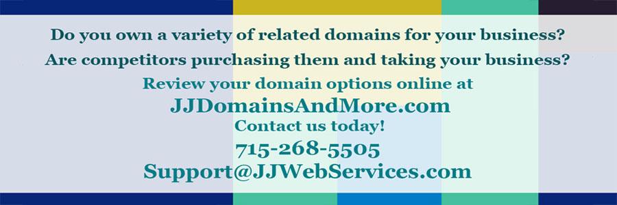 Domain Name Registration & Management Banner