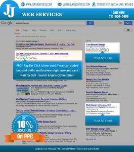 PPC SEO Advertising Services