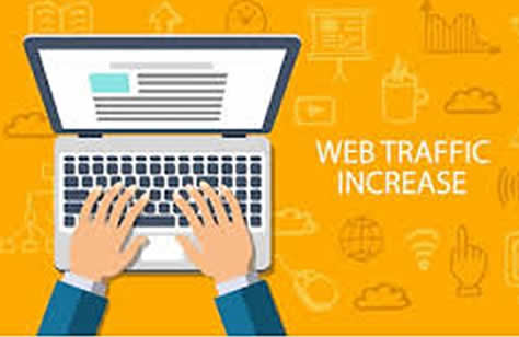 web traffic services