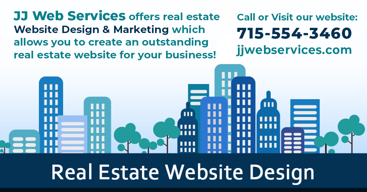Real Estate Web Design Company seo software