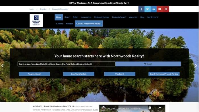 Northwoods Realty, Coldwell Banker | Sell Buy Invest Real Estate